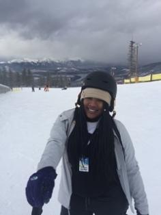 Keystone 2017. Skiing