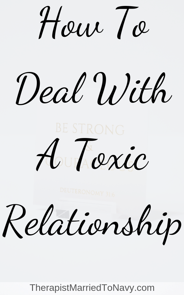 Toxic Relationships That WeLove