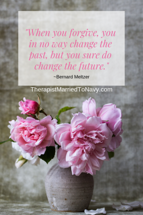 """""""When you forgive, you in no way change the past, but you sure do change the future..png"""